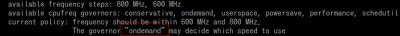 【化石パソコン】ubuntu搭載機をクロックアップしてみた【技術メモ】