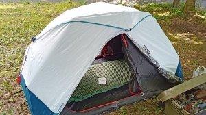 ケシュアのテント2SECONDS EASYの画像6