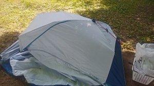 ケシュアのテント2SECONDS EASYの画像3