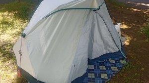 ケシュアのテント2SECONDS EASYの画像5